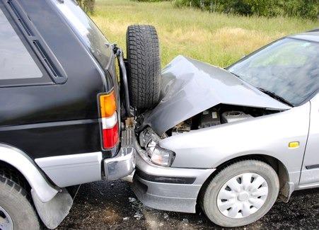 Calcular indemnización por accidente coche